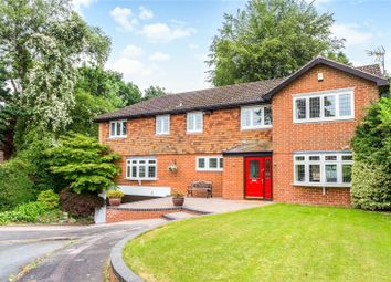 Thumbnail 4 bed detached house for sale in Fryern Wood, Chaldon, Surrey