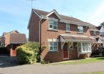 Thumbnail 3 bed detached house for sale in Rectory Drive, Exhall, Coventry