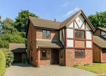 Thumbnail 4 bed detached house for sale in Scott Farm Close, Thames Ditton, Surrey