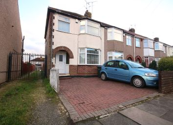 Thumbnail 3 bed end terrace house for sale in Nunts Park Avenue, Coventry