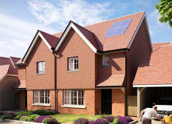 Thumbnail 3 bedroom semi-detached house for sale in Hollyfields, Hawkenbury Road, Tunbridge Wells, Kent