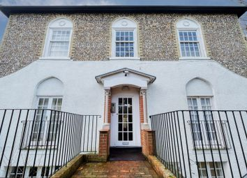 Thumbnail 1 bed flat for sale in St. Pauls Road, Chichester