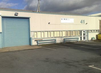 Thumbnail Industrial to let in Springvale Industrial Estate, Cwmbran