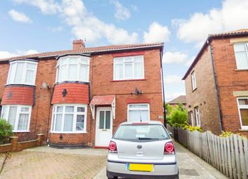 Thumbnail 2 bed flat for sale in Cleveland Gardens, Wallsend