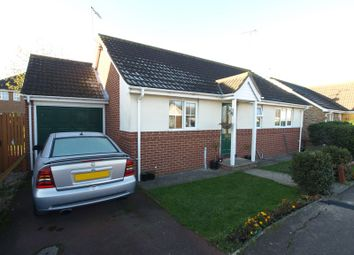 Thumbnail 2 bed property to rent in Essex Close, Canvey Island