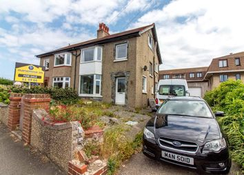Thumbnail 3 bed semi-detached house for sale in Erina, Bridson Street, Port Erin