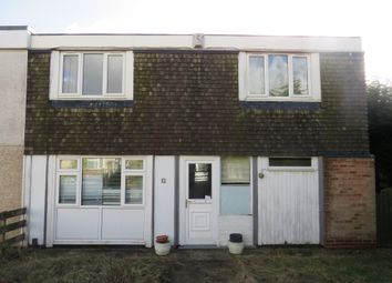 Thumbnail 4 bed end terrace house for sale in Red Hall Chase, Leeds