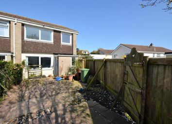 Thumbnail 3 bed end terrace house for sale in Forbes Close, Newlyn, Penzance, Cornwall