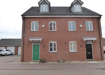 Thumbnail 3 bed semi-detached house for sale in Waterfields, Retford