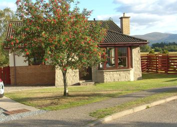 Thumbnail 2 bed detached house for sale in Silverglades, Aviemore