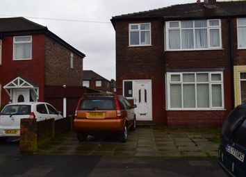 Thumbnail 1 bed flat to rent in Lostock Avenue, Warrington
