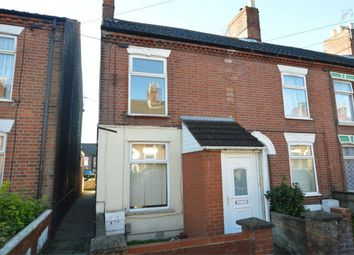 Thumbnail 3 bed end terrace house for sale in Knowsley Road, Norwich, Norfolk
