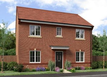 "Thumbnail 4 bed detached house for sale in ""The Buchan"" at Sadberge Road, Middleton St. George, Darlington"