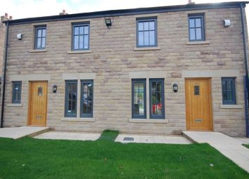 Thumbnail 3 bed semi-detached house for sale in Victoria Street, Glossop