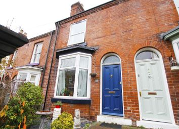 Thumbnail 4 bedroom terraced house for sale in Avondale Road, Chesterfield