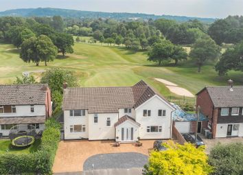 Thumbnail 5 bed detached house for sale in Links Road, Wilmslow