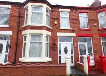 Thumbnail 3 bed terraced house for sale in Haggerston Road, Walton, Liverpool, Merseyside