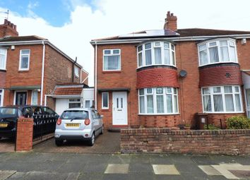 Thumbnail 3 bed semi-detached house for sale in Ennerdale Road, Walkerdene, Newcastle Upon Tyne
