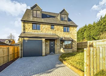 Thumbnail 6 bed detached house for sale in Knitsley Nook, Consett