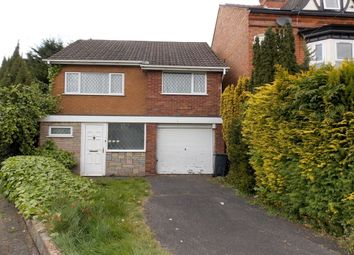 Thumbnail 3 bed detached house for sale in Lyttelton Road, Stechford, Birmingham