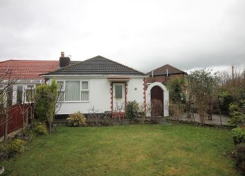 Thumbnail 2 bed semi-detached bungalow for sale in Matlock Avenue, Urmston, Manchester