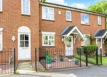 Thumbnail 2 bedroom terraced house for sale in Chaffinch Walk, Great Cambourne, Cambridge