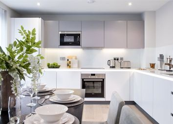 Thumbnail 2 bed flat for sale in Singapore Road, London