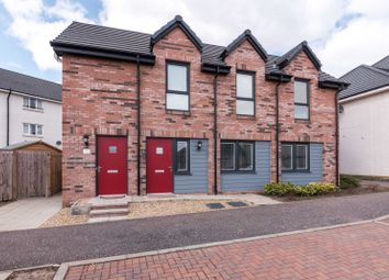 Thumbnail 1 bed flat for sale in South Chesters Lane, Bonnyrigg, Midlothian