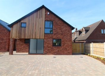 Thumbnail 5 bedroom detached house for sale in The Birches, Bratton Court, Bratton