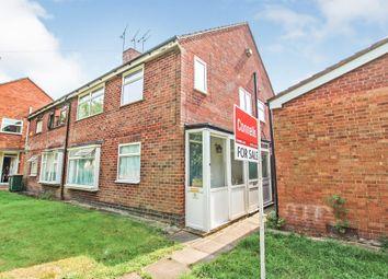 2 bed maisonette for sale in Linnet Close, Willenhall, Coventry CV3