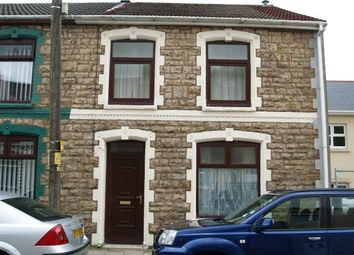 Thumbnail 3 bed end terrace house to rent in Mount Pleasant Road, Ebbw Vale, Blaenau Gwent