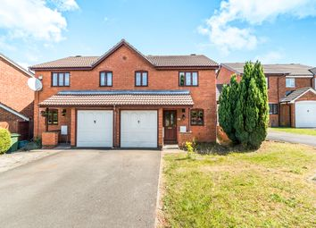 Thumbnail 3 bedroom semi-detached house for sale in Nightingale Avenue, Greater Leys, Oxford