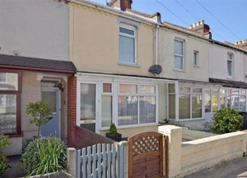 Thumbnail 2 bed terraced house for sale in Whitworth Road, Gosport
