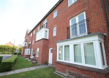 Thumbnail 2 bed flat for sale in Thurcaston Road, Altrincham