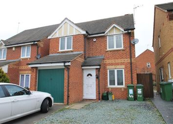 Thumbnail 3 bedroom semi-detached house to rent in Darien Way, Leicester