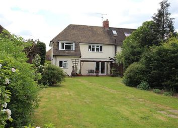 Thumbnail 3 bed semi-detached house for sale in Bourne Road, Pangbourne, Reading