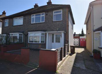 Thumbnail 3 bedroom end terrace house to rent in Warren Terrace, Eastern Avenue West, Chadwell Heath