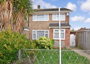Thumbnail 3 bedroom end terrace house for sale in Whinfell Way, Gravesend, Kent