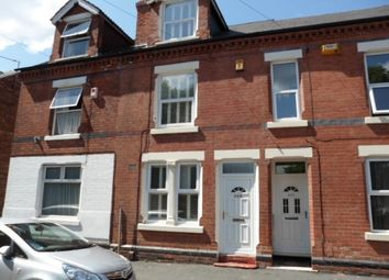 Thumbnail 3 bed terraced house to rent in Meadow Lane, Sneinton