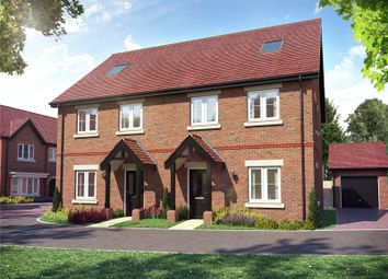Thumbnail 3 bed semi-detached house for sale in Farriers Rise, Bishops Lane, Ringmer, East Sussex