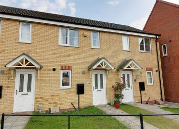 Thumbnail 2 bed terraced house for sale in Richmond Way, Kingswood, Hull