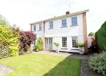 Thumbnail 4 bed detached house for sale in Usk Road, Caerleon, Newport