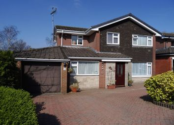 Thumbnail 4 bed detached house for sale in Trinity Lane, Sutton, Macclesfield