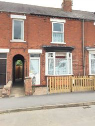 Thumbnail 3 bed terraced house for sale in Silver Street, Barnetby, Scunthorpe