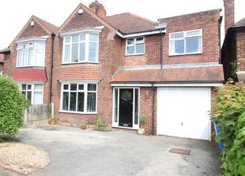 Thumbnail 5 bed semi-detached house for sale in 15, Athelstan Road, Worksop
