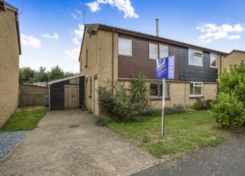 Thumbnail 3 bedroom semi-detached house to rent in Tower Field Road, Rendlesham, Woodbridge