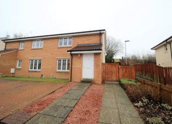Thumbnail 1 bed flat for sale in Divernia Way, Barrhead