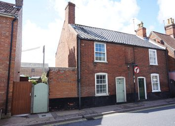 Thumbnail 2 bedroom terraced house for sale in Lower Olland Street, Bungay