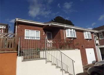 Thumbnail 3 bed bungalow to rent in Travershes Close, Exmouth, Devon.