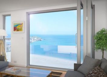 Thumbnail 3 bed mews house for sale in Trelyon Avenue, St Ives, Cornwall